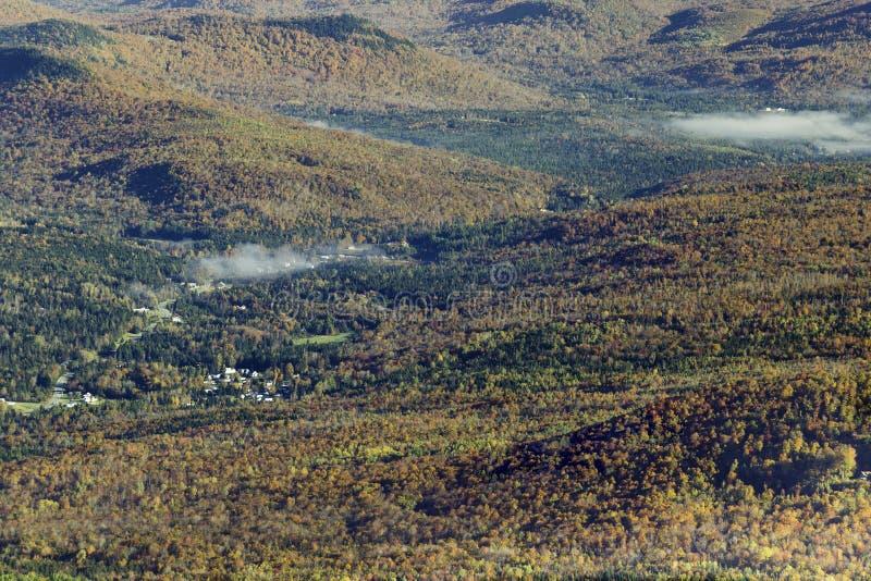 Mountain Fall Foliage Royalty Free Stock Image