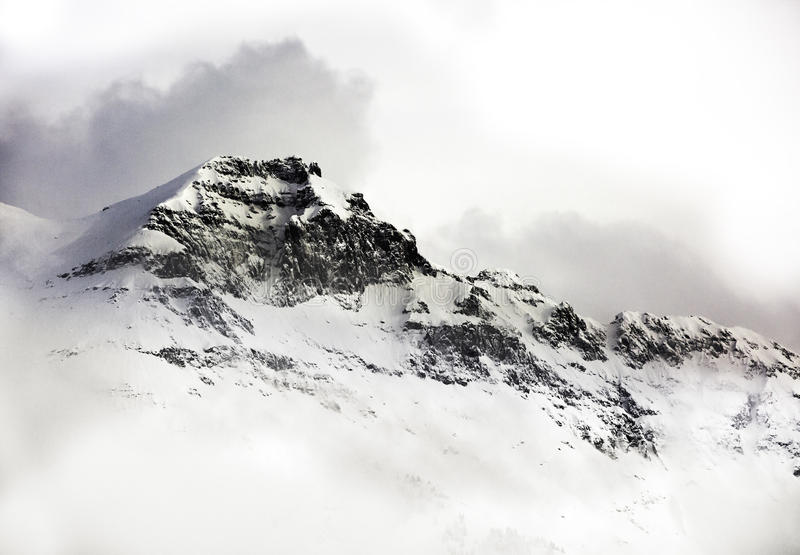 Mountain Filled With Snows During Daytime Free Public Domain Cc0 Image