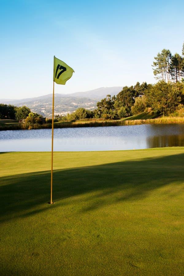 Free Mountain Golf Course Stock Photography - 10183382