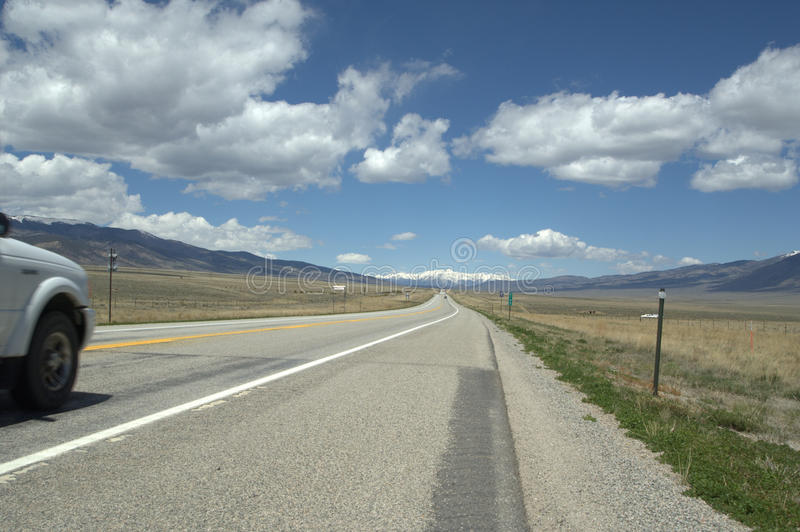 Download Mountain highway stock image. Image of scenic, blacktop - 14375405