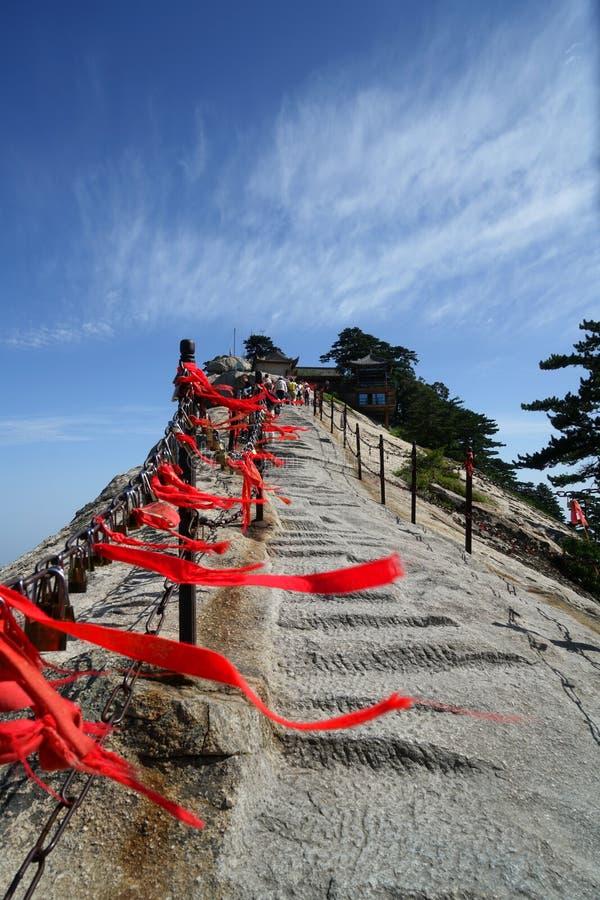 Free Mountain Huashan West Peak Lotus Flower Peak Stock Photo - 103648940