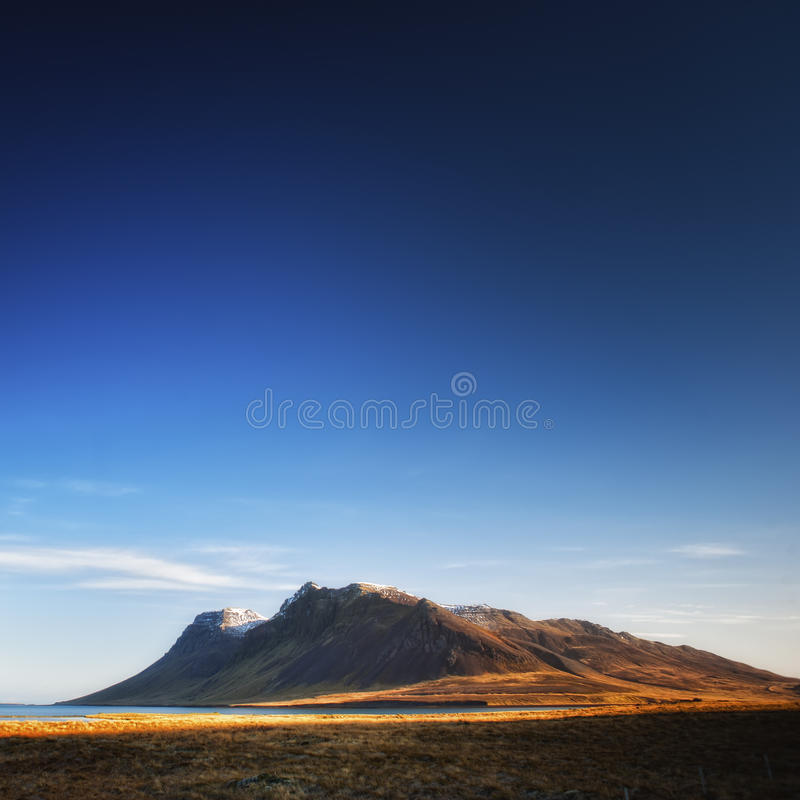 Free Mountain In Square Format Royalty Free Stock Photo - 21757575