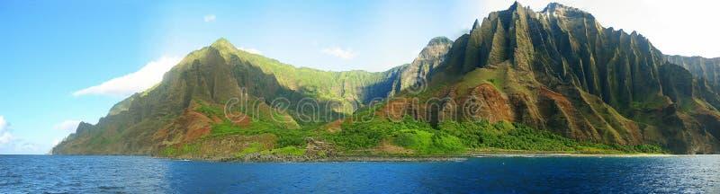 Mountain Island Landscape Photo stock photography