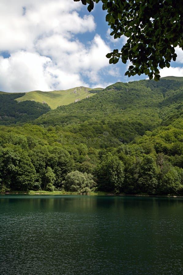 Download Mountain Lake Stock Photo - Image: 12066630