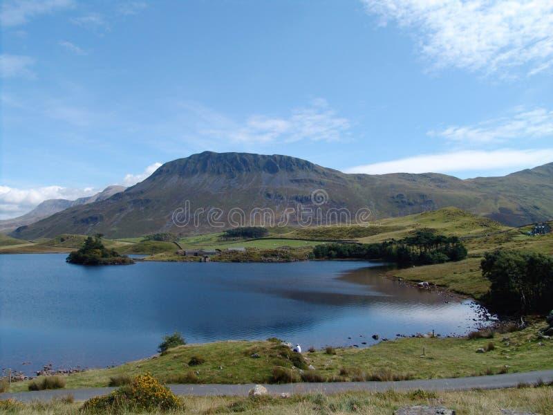 Mountain Lake stockfoto