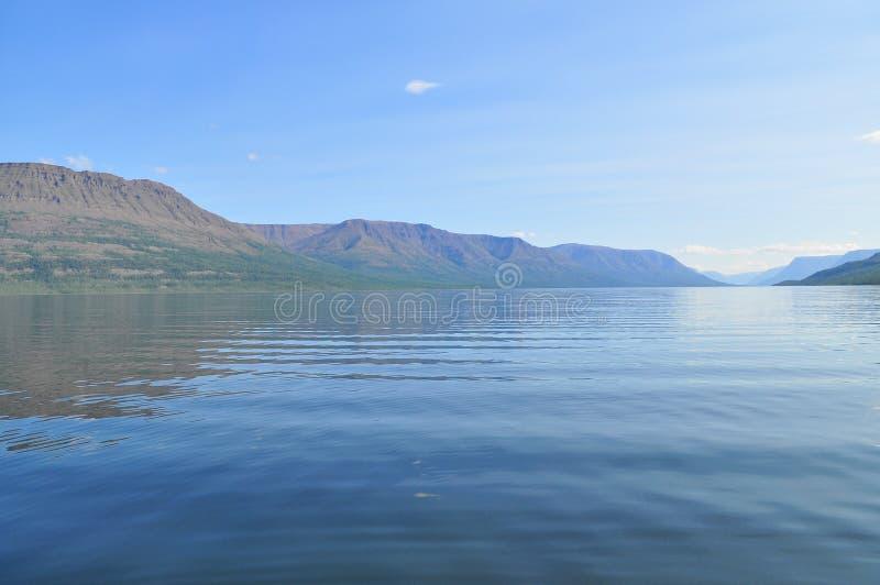 Mountain Lake royalty-vrije stock afbeeldingen