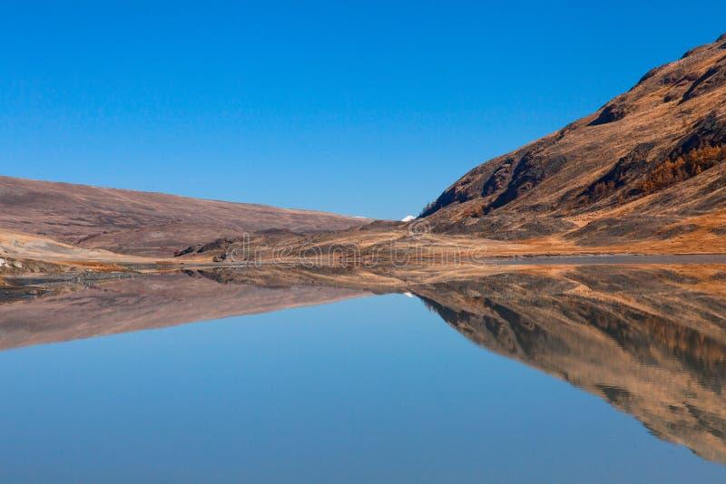 Mountain Lake stock afbeelding