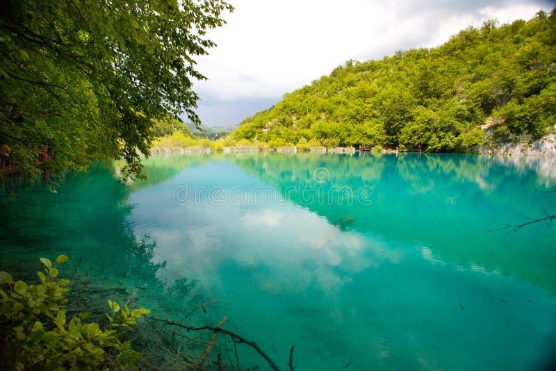 Mountain Lake fotografie stock libere da diritti