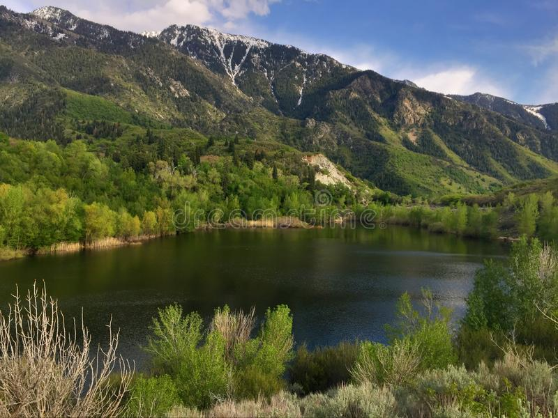 Mountain Lake Free Public Domain Cc0 Image