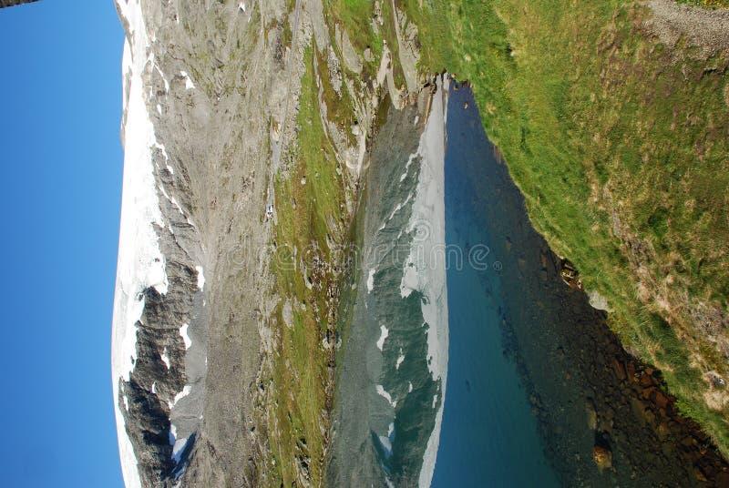 Free Mountain Lake - Djupvatnet Lake, More Og Romsdal, Royalty Free Stock Photos - 17128618
