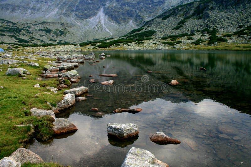 Download Mountain Lake Reflection stock image. Image of landscape - 10878283