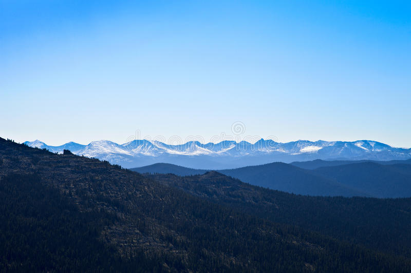 Download Mountain landscape. stock photo. Image of height, glacier - 21544946