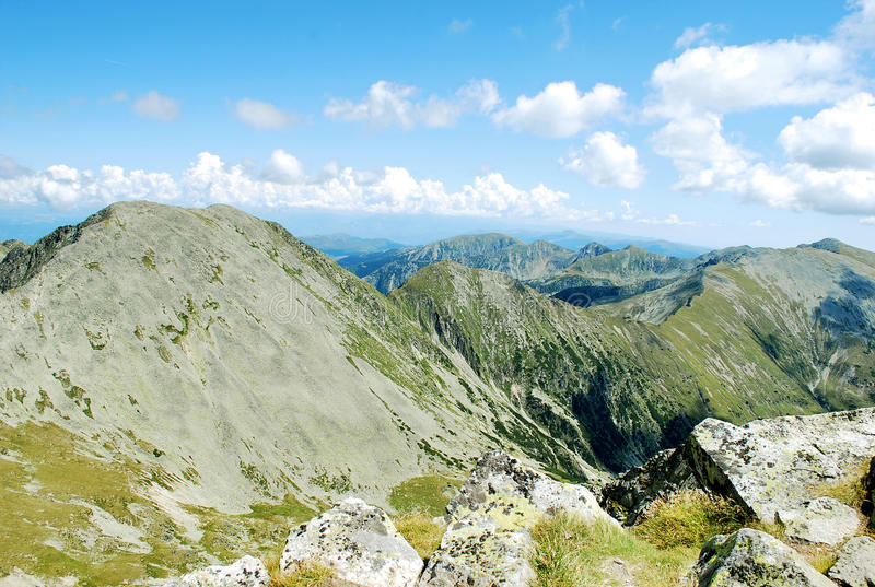 Download Mountain Landscape stock photo. Image of green, romania - 23101328