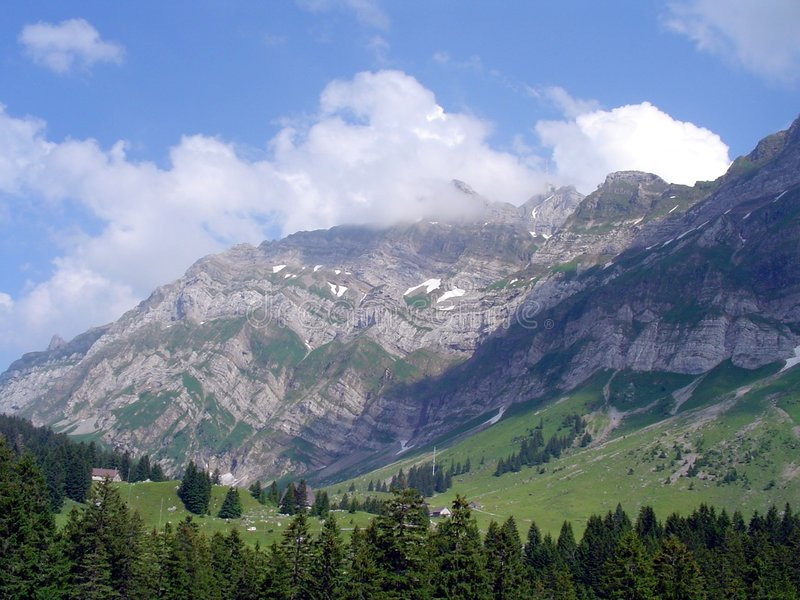 Download Mountain Landscape Royalty Free Stock Images - Image: 314419