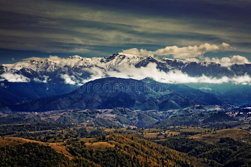 Download Mountain landscape stock image. Image of environment - 41071695