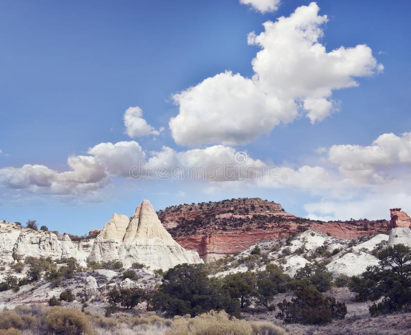 Mountain Landscape, Southwest USA royalty free stock photos