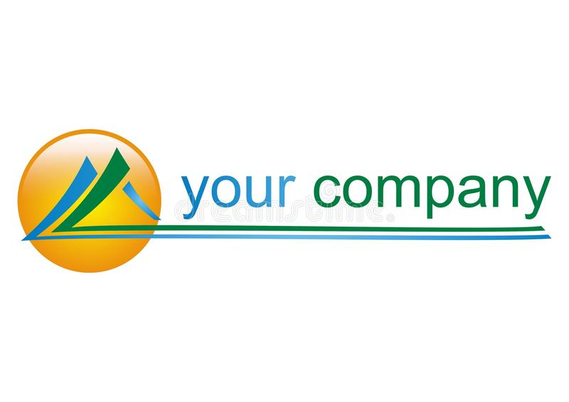 Download Mountain Logo For Your Company Stock Photos - Image: 14316103