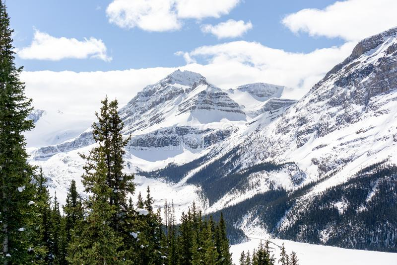 Mountain Overlook- 2 stock image