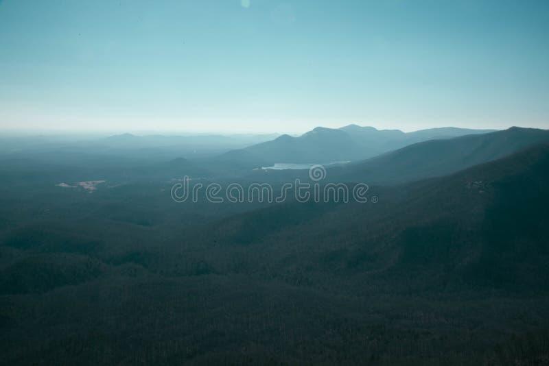 Mountain Overlook royalty free stock photo
