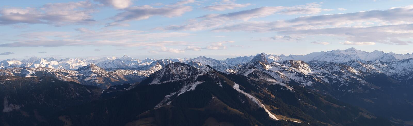 Download Mountain panorama stock photo. Image of cloudscape, beauty - 1899222