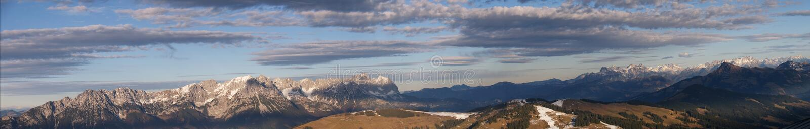 Download Mountain panorama stock image. Image of panorama, mountains - 1899243