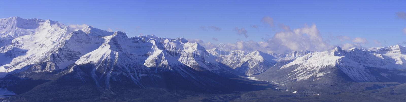 Mountain Panoramic stock images