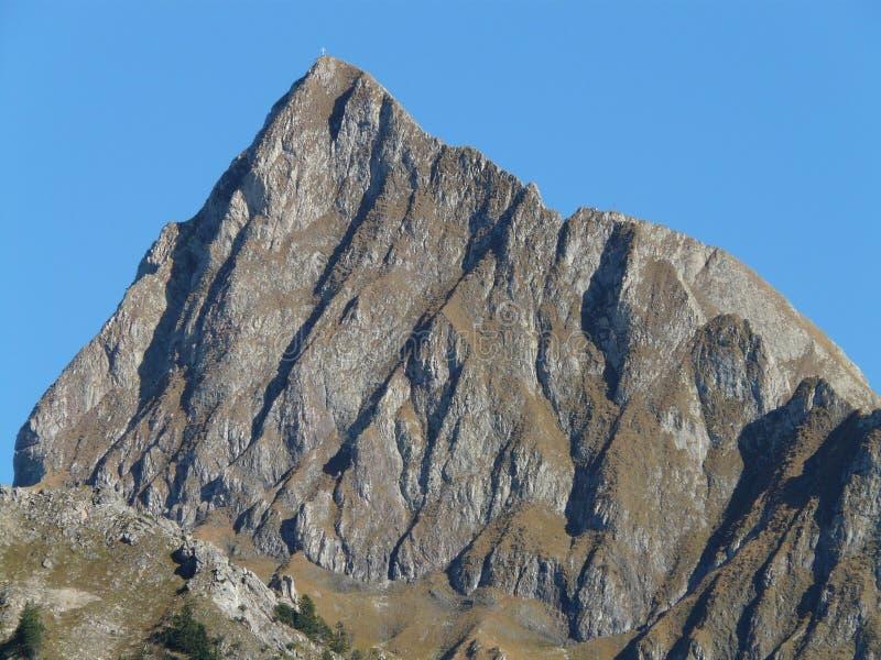 Mountain Peak During Daytime Free Public Domain Cc0 Image