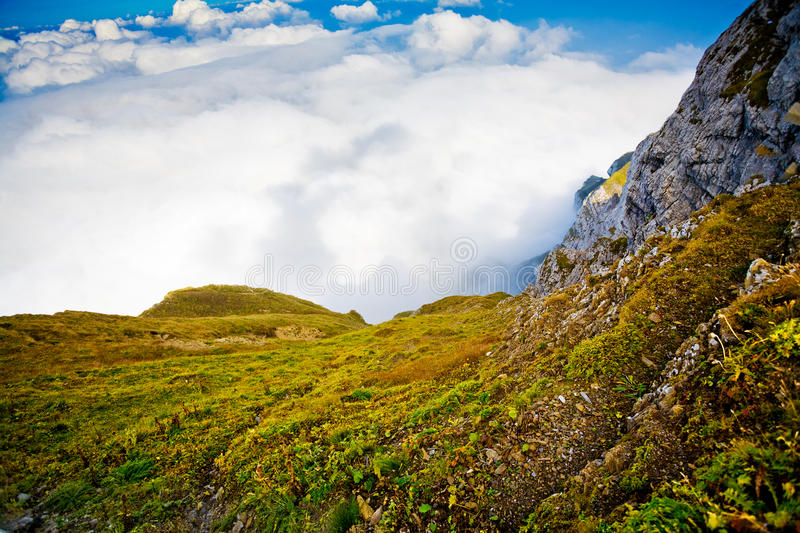 Download Mountain Pilatus In Switzerland Royalty Free Stock Photography - Image: 16462337