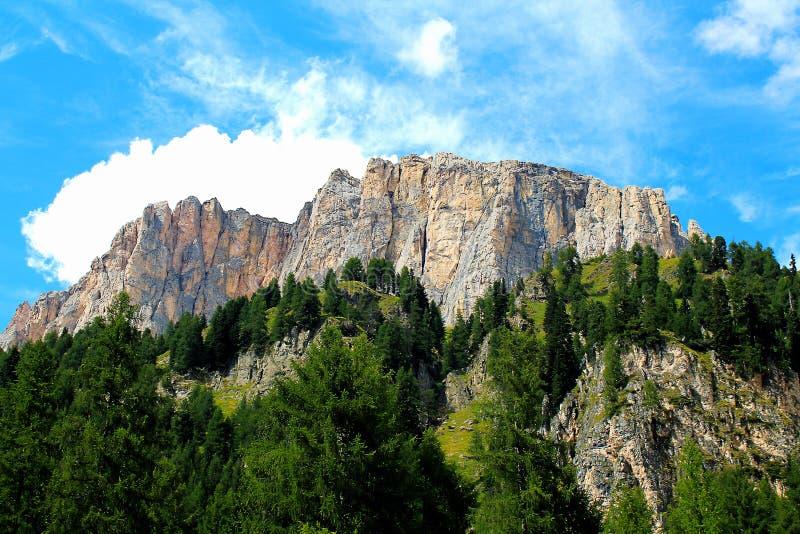 Download Mountain Puez Odle stock image. Image of landscape, odle - 26500611