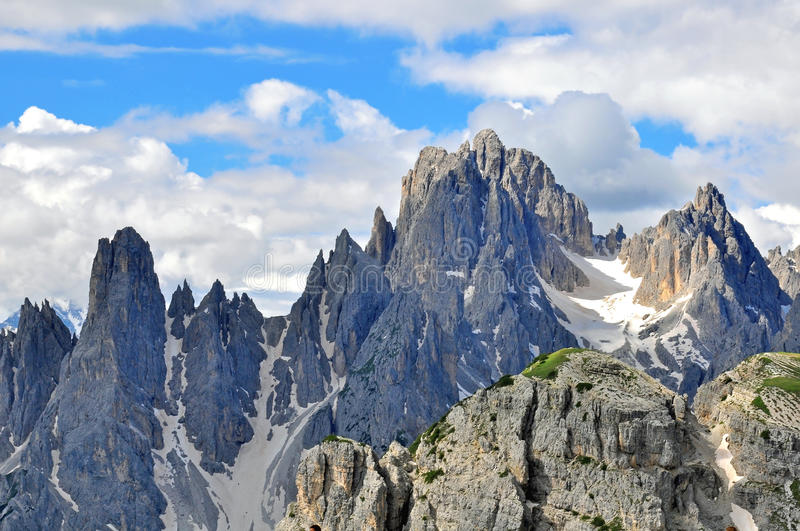 Download Mountain Range In Dolomites, Italy Stock Photo - Image: 42498637