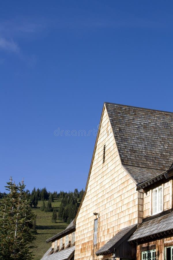 Download Mountain resort stock image. Image of original, cabin - 27345957