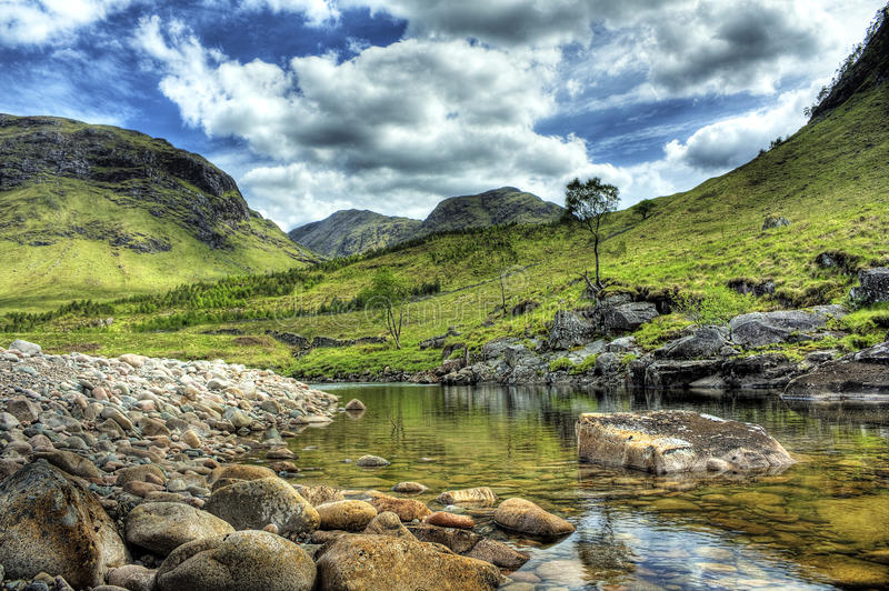 Download Mountain River stock image. Image of outdoor, mapped - 15195817
