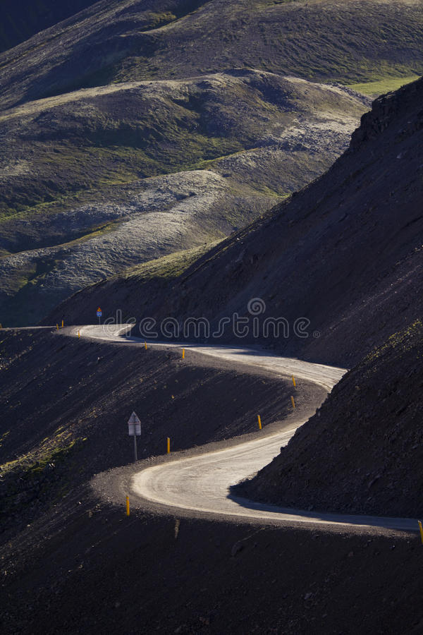Download Mountain road stock image. Image of road, rocks, curved - 28108397