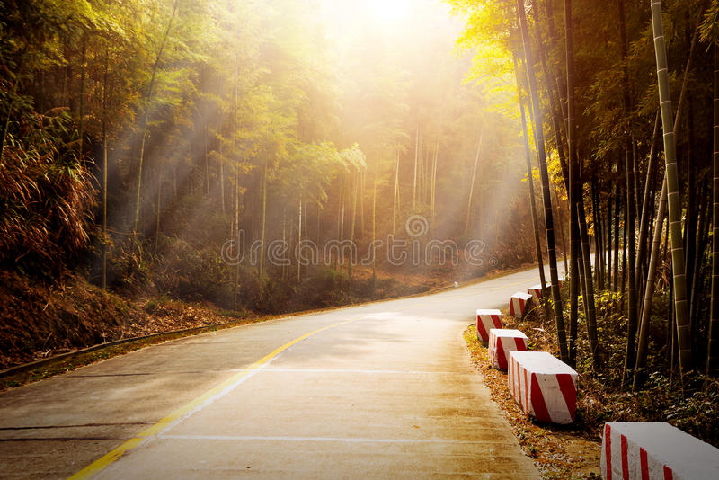 Download Mountain Road Royalty Free Stock Images - Image: 36329859