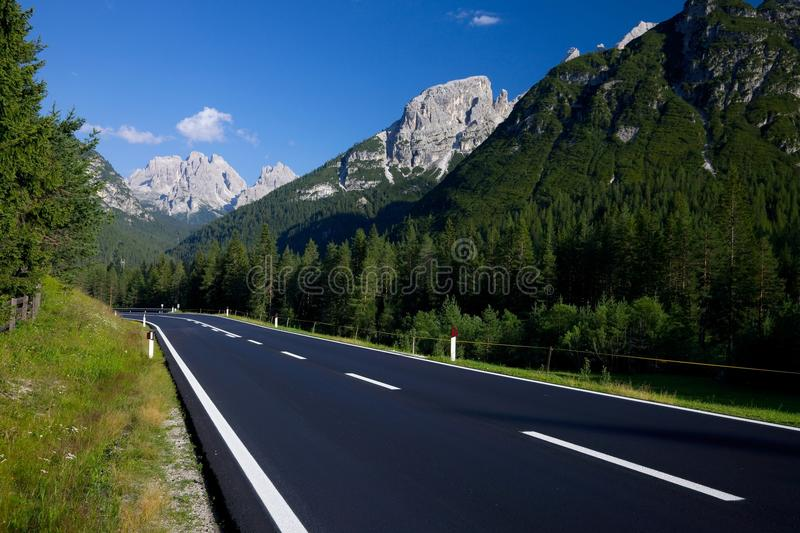 Download Mountain Road stock image. Image of direction, hills - 34190577