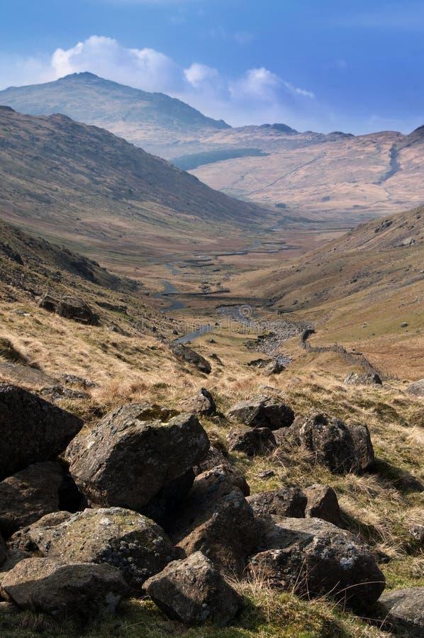 Mountain Roadway Royalty Free Stock Image