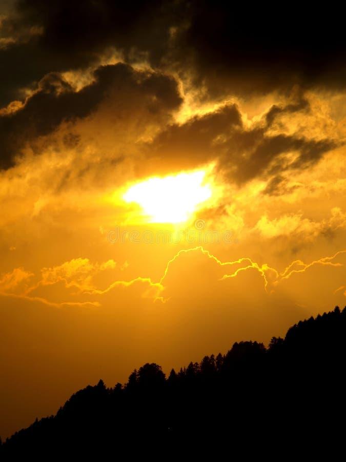 Free Mountain S Sunset Stock Photo - 5757090