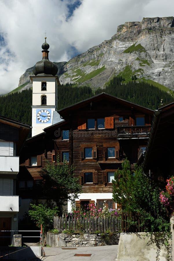 Flims, Graubunden, Switzerland stock photos