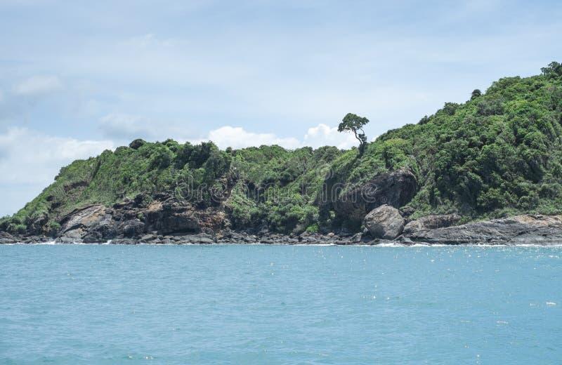Download Mountain Sea view stock photo. Image of pretty, horizontal - 32436202