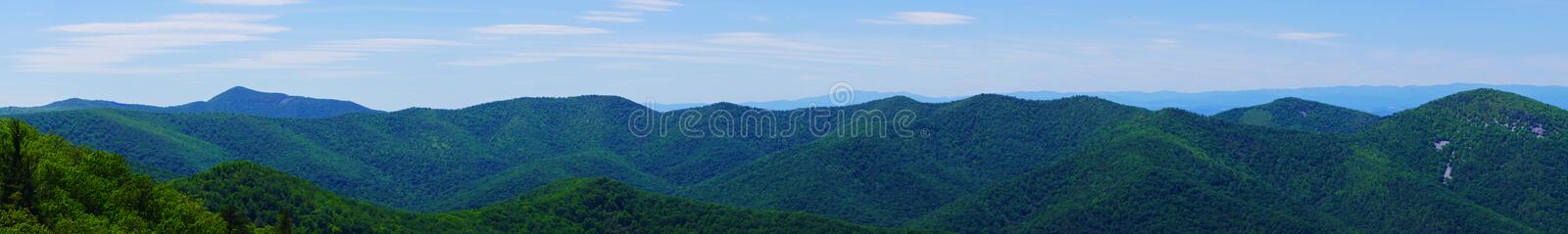 Mountain side royalty free stock photography
