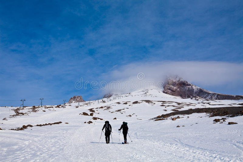 Mountain Sky Royalty Free Stock Images