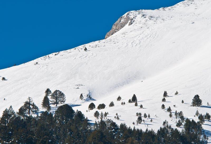 Download Mountain slope stock image. Image of nature, peak, mountains - 24826957