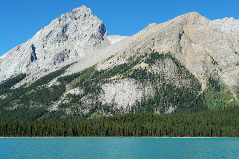Mountain slope stock photos