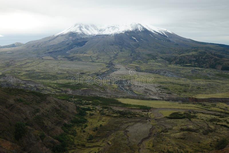 Mountain st. helens royalty free stock photo