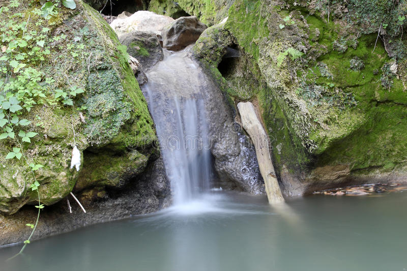 Download Mountain stream stock photo. Image of water, cascade - 26168390