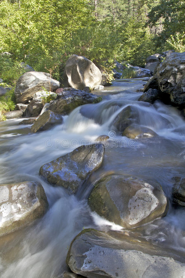 Download Mountain Stream stock image. Image of landscape, scenery - 26318113