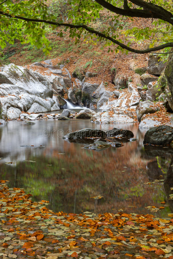 Download Mountain stream stock image. Image of outdoors, flowing - 26925245