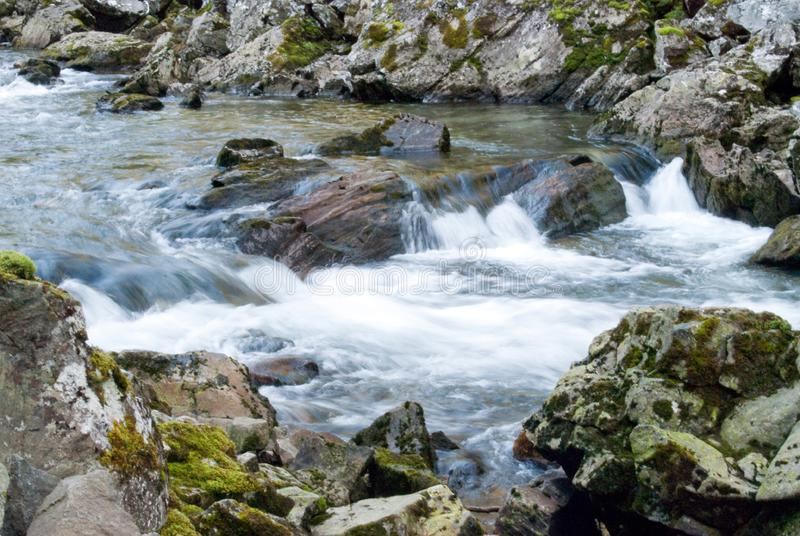 Download Mountain Stream With Cataracts In Norway Stock Image - Image: 7795617