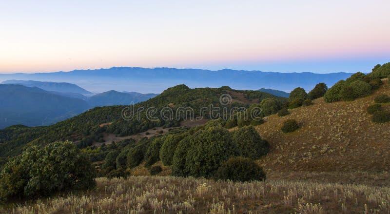 Download Mountain Sunrise Stock Image - Image: 27668411