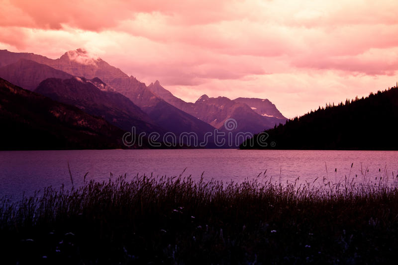 Download Mountain Sunset Stock Images - Image: 26471674